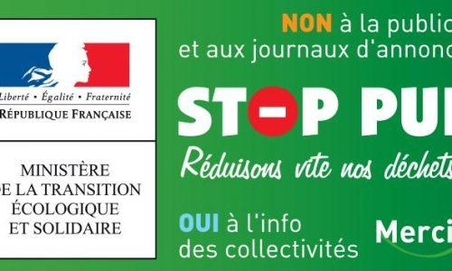 Stop pub seul